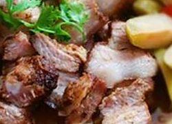 Thịt ba chỉ áp chảo thần thánh – cả nhà đều mê