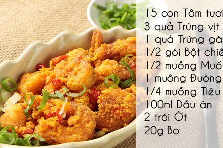 4 cách nấu món ngon từ tôm ăn đến đâu hết đến đó cho bữa cơm ...