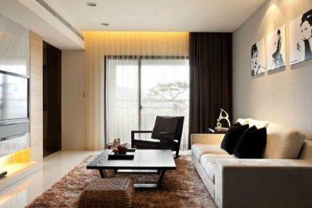 Những mẫu thiết kế phòng khách đẹp và hiện đại được nhiều người ...